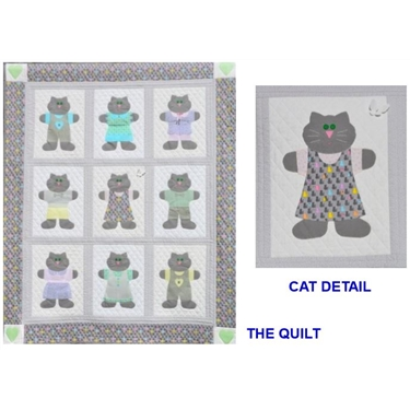 Win a Unique Hand Made Lap Quilt