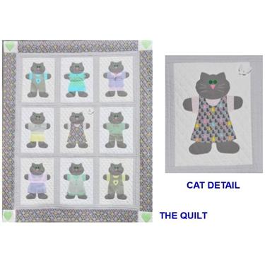 Win a Unique Hand Made Lap Quilt