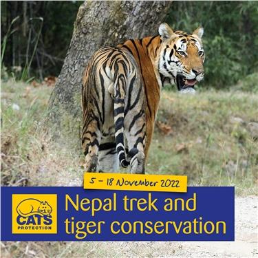 Nepal Trek & Tiger Conservation Experience 2022