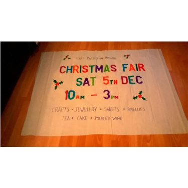 Cats Protection Christmas Fair