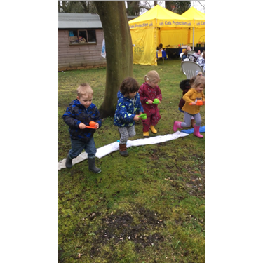 Easter Fun Day - Family event