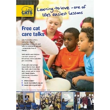Free Cat Care Talks!