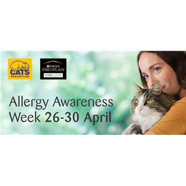 Allergy Awareness Week (26-30 April)