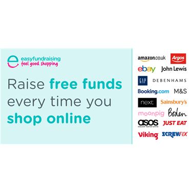 Help us with Easyfundraising