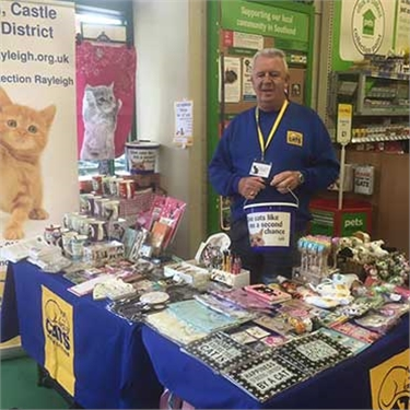 Pets at Home fundraising weekend raises more for the kitty