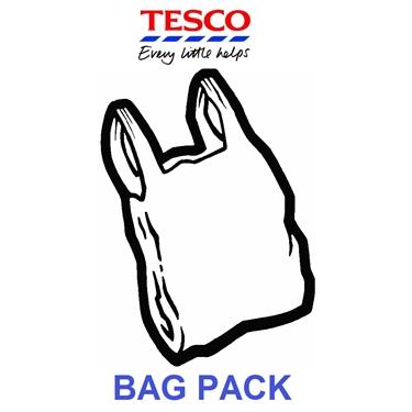 Tesco Bag Pack