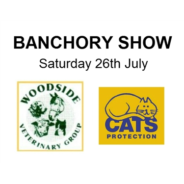 Banchory Show - Exciting Announcement