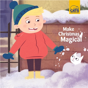 #MakeChristmasMagical fundraising campaign