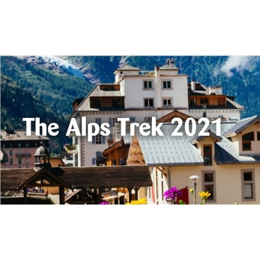 The Alps Trek Challenge 2021