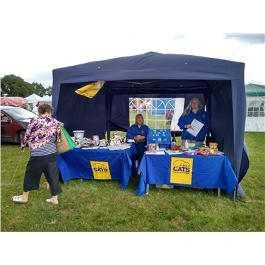 Thanks for supporting us at the Tadley Treacle Fair