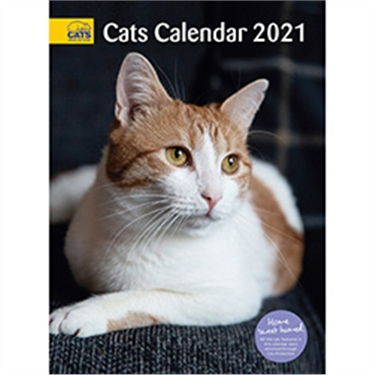 Cats Protection Cats 2021 Calendars & Diaries 😺