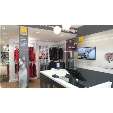 Wimborne Shop