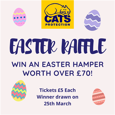 Enter our Easter Raffle to Win a Hamper!