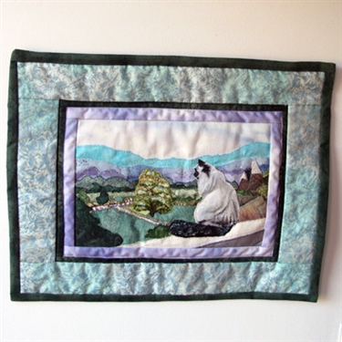 Media release - Challenge launched to find Britain's most creative cat quilts