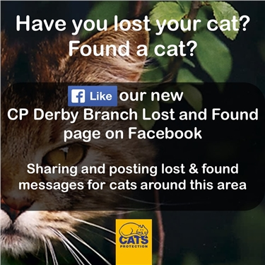 CP  Derby Branch lost and Found Facebook page