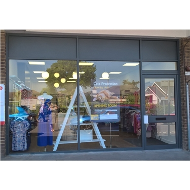 Volunteer at Our New Charity Shop!