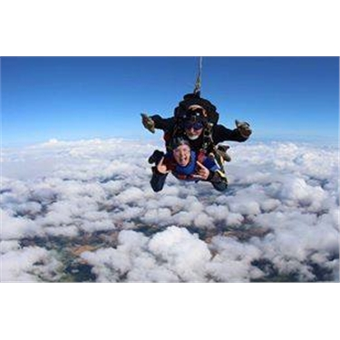 Fundraising Skydive Raises £662 for Cats Protection Anglia Coastal