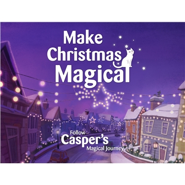 Christmas Animation: Caspers Magical Journey