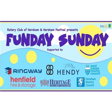 Charity Market at Funday Sunday
