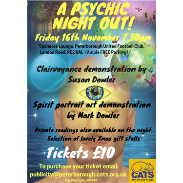 A Psychic Night Out