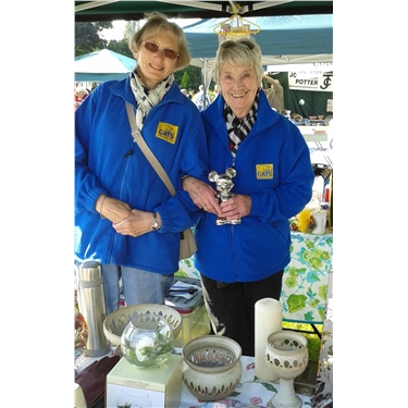 October weekend events prove 'every little helps' ...