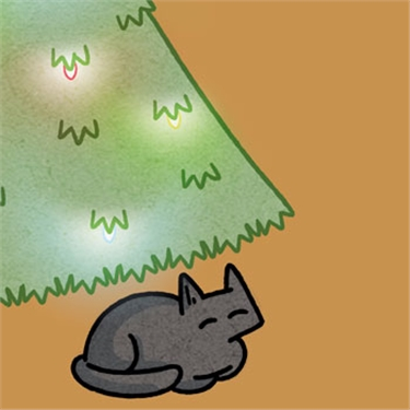 Award winning cat is inspiration for Christmas animation