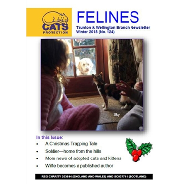 Felines Newsletter Winter 2018
