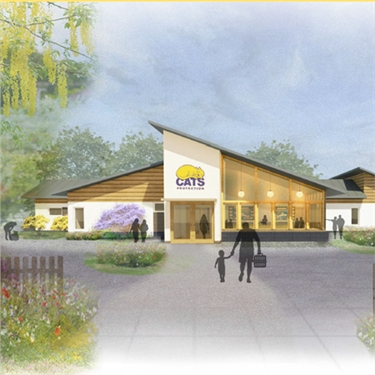 Proposed plans for New Wrexham Cats Protection Adoption Centre