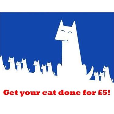 £5.00 Neutering Offer