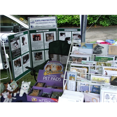 Fundraising Weekend at Pets at Home in Stockport