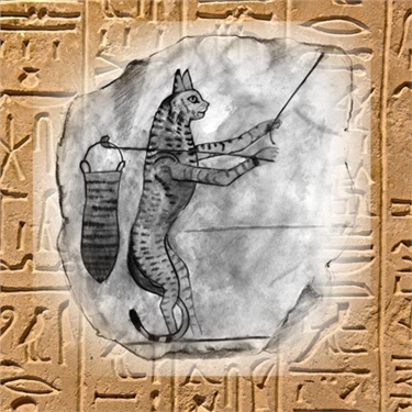 Cats through the ages: Ancient Egypt - episode 3