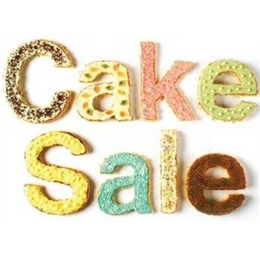 Cake Sale!