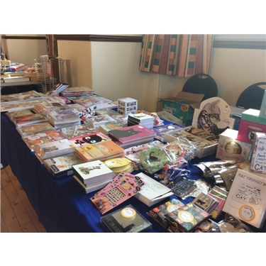 £335.88 Raised at our table top sale