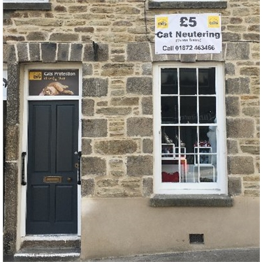 Our Charity Shop extends opening hours