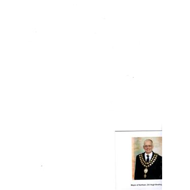New Mayor of Northam