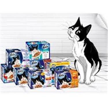 Felix Cat Food Tokens
