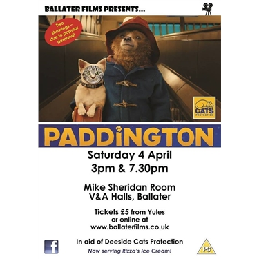 Paddington Film Showing Great Sucess!