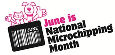 June is National Micro-chipping month