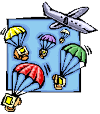 Interested in a Parachute jump?