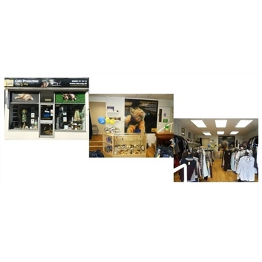 Would you like to volunteer in our shop?