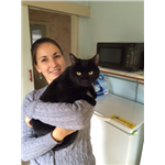 Help black cats in Camberley improve their luck