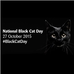 National Black Cat Day 2015