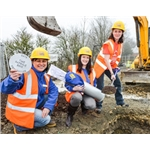 Pet charity buries time capsule to mark the build of new cat centre