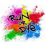Kirsty & Run or Dye run