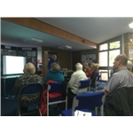 CP talk at Elson library