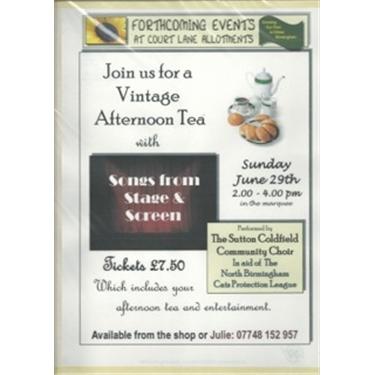 Vintage Tea Room Long Sutton