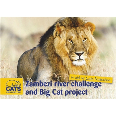 zambezi river challenge and big cat project. Black Bedroom Furniture Sets. Home Design Ideas