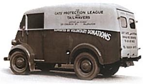 First CP van