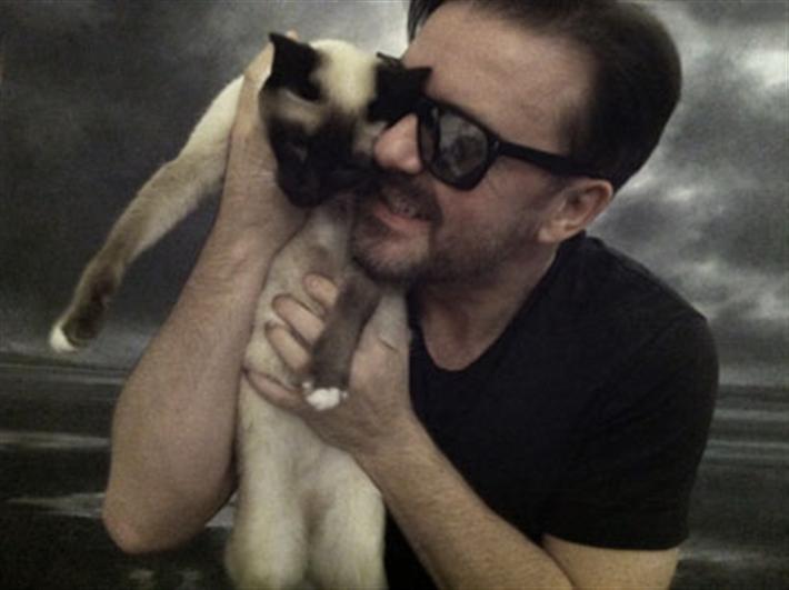 Photo: Ricky Gervais
