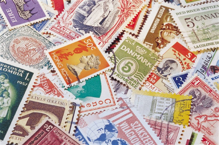 Did you know we collect old and used postage stamps to sell?